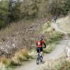 Mountain bikers at Glentress