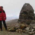 Number 4 Gully Cairn (Photo: Martin McCrorie)