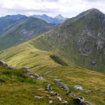 Sgurr an Fhuarain – accessed from Loch Arkaig