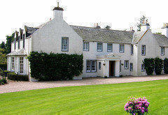 Scottish Country House, near Stonehaven and Aberdeen