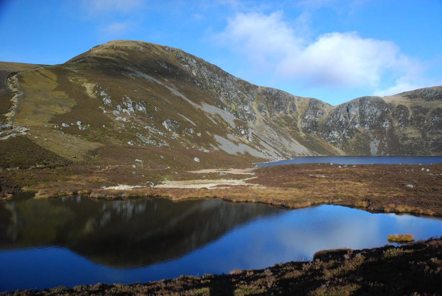 Loch Brandy Glen Clova Walkhighlands