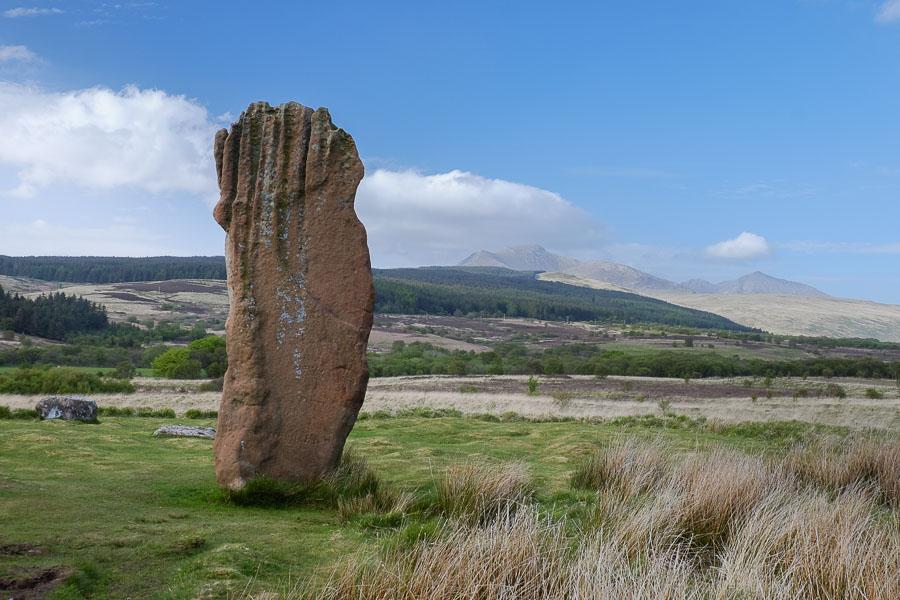 Machrie Moor Stone Circles Walkhighlands