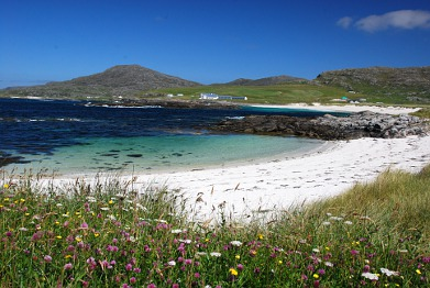 Machair on Barra