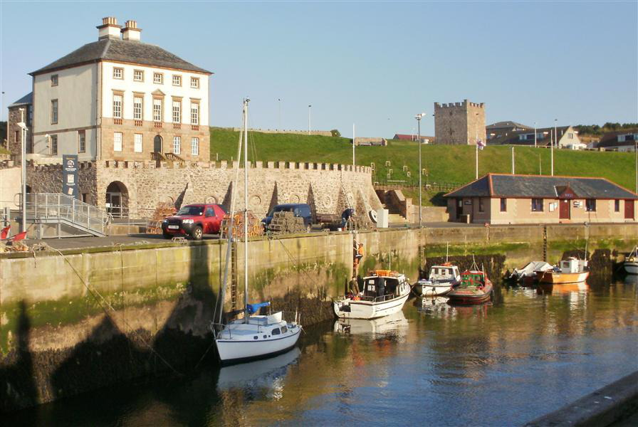 Car Hire Eyemouth