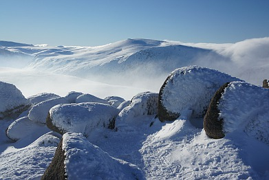 Winter on the Cairngorms