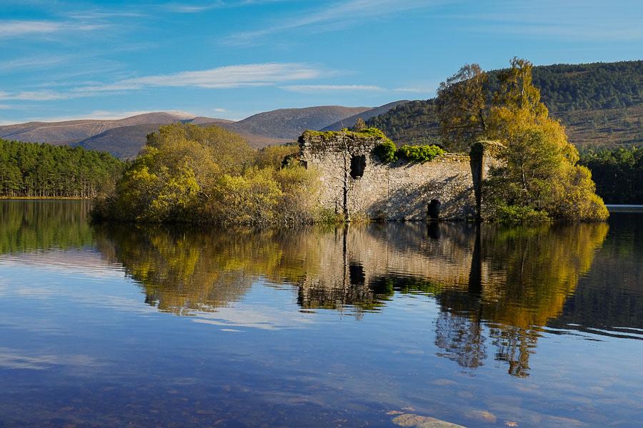 Loch Eilein Rothiemurchus Walkhighlands