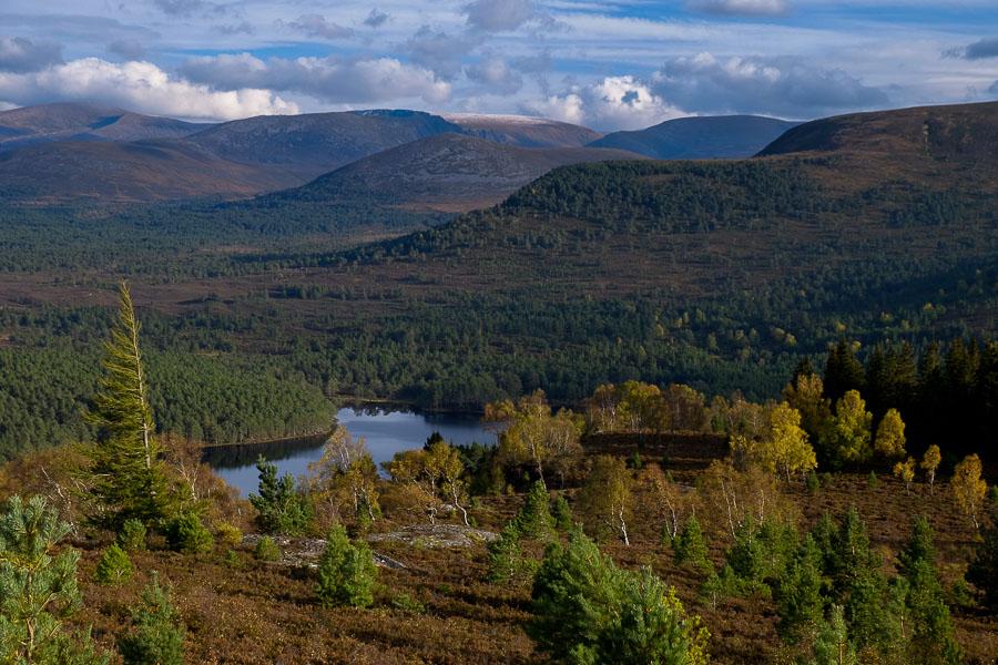 Cairngorms National Park Walkhighlands