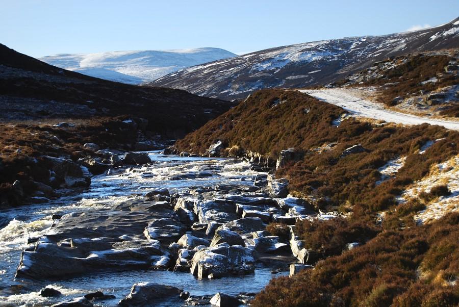 Loch Callater Near Braemar Walkhighlands