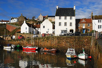 Crail in Fife