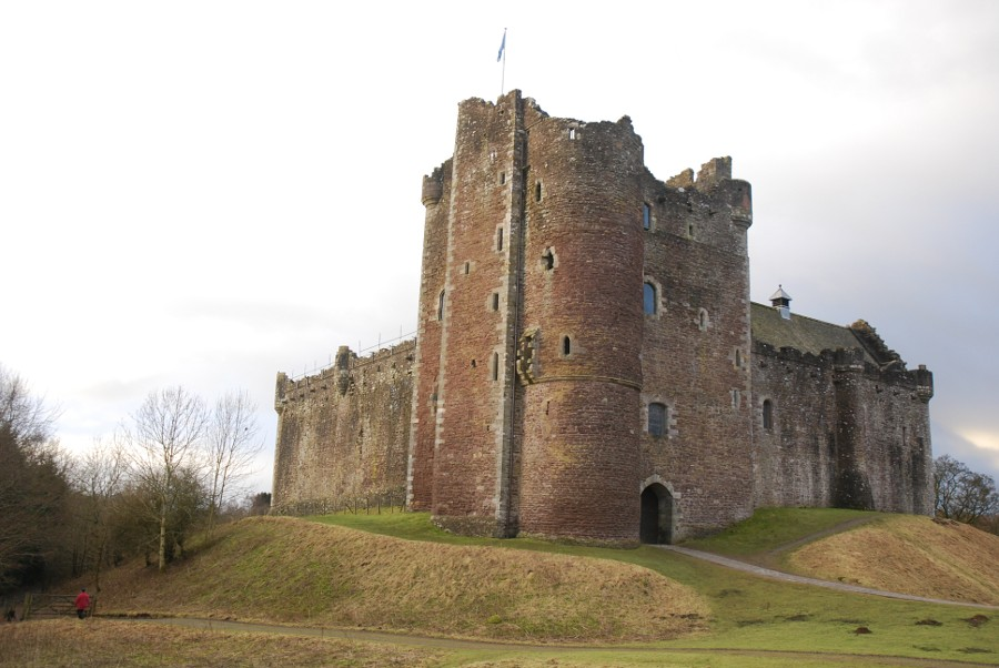 Doune Castle And The River Teith Walkhighlands