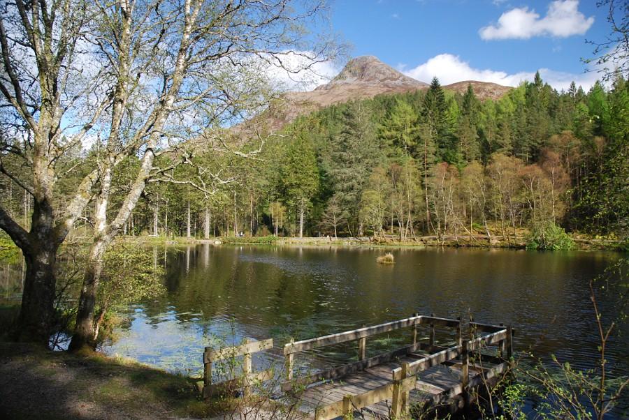 Glencoe Lochan Trails Walkhighlands