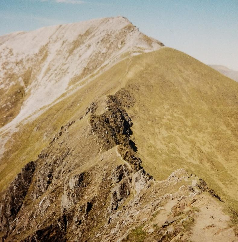 Ring Of Steall Traverse