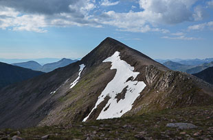 Ben Nevis North Face: © Walk Highlands