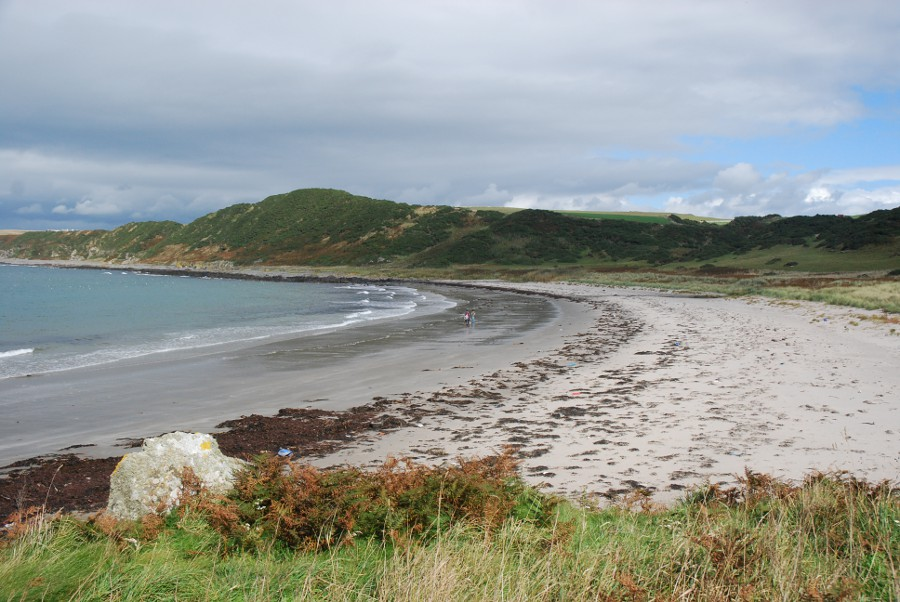 Ardwell Bay And Doon Broch Walkhighlands