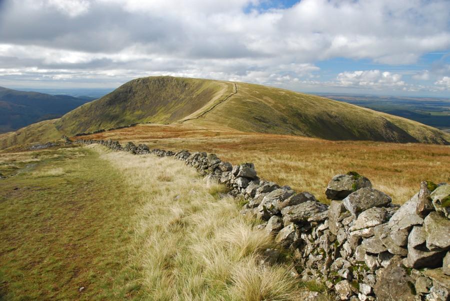 The Merrick, from Loch Trool (Walkhighlands)