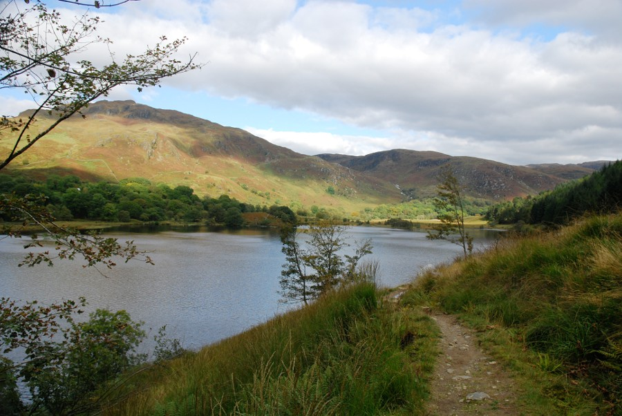 Loch Trool Trail Glen Trool Walkhighlands