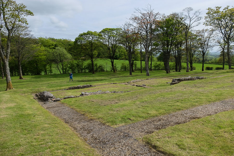 Croy Hill And The Antonine Wall Near Kilsyth Walkhighlands