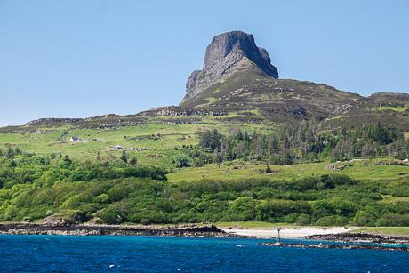 Isle Of Eigg Walks Walkhighlands