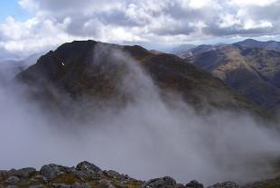 Five Sisters of Kintail ridge