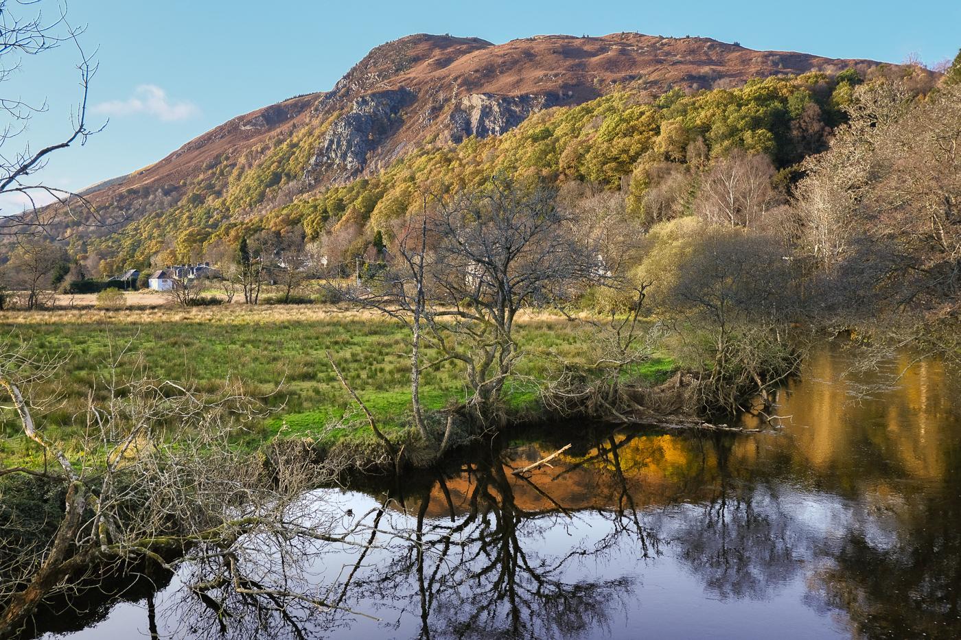Doon Hill And Fairy Knowe Aberfoyle Walkhighlands