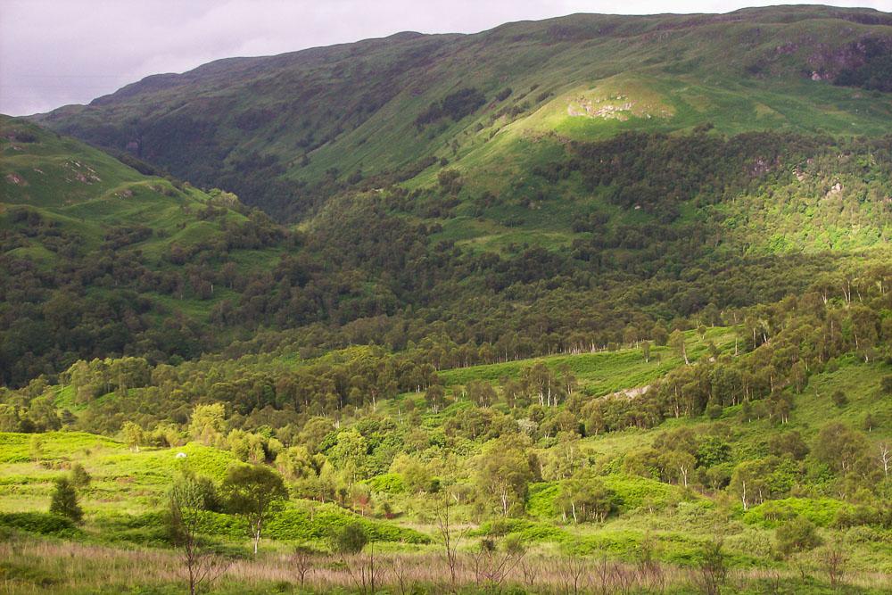West Highland Way Map Pdf