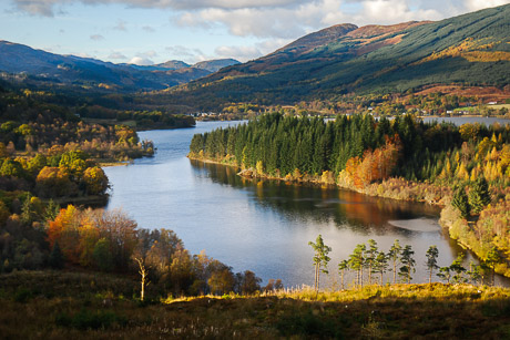 The Trossachs walks - Callander and Aberfoyle (Walkhighlands)