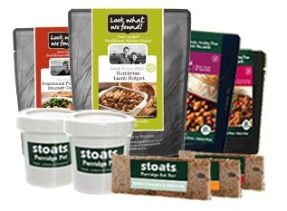 Win Camping Food With Walkhighlands