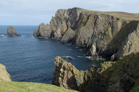 Fair Isle walks (Walkhighlands)