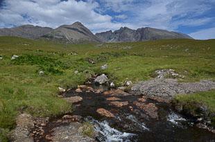 Rubh and Dunain, near Glenbrittle on Skye