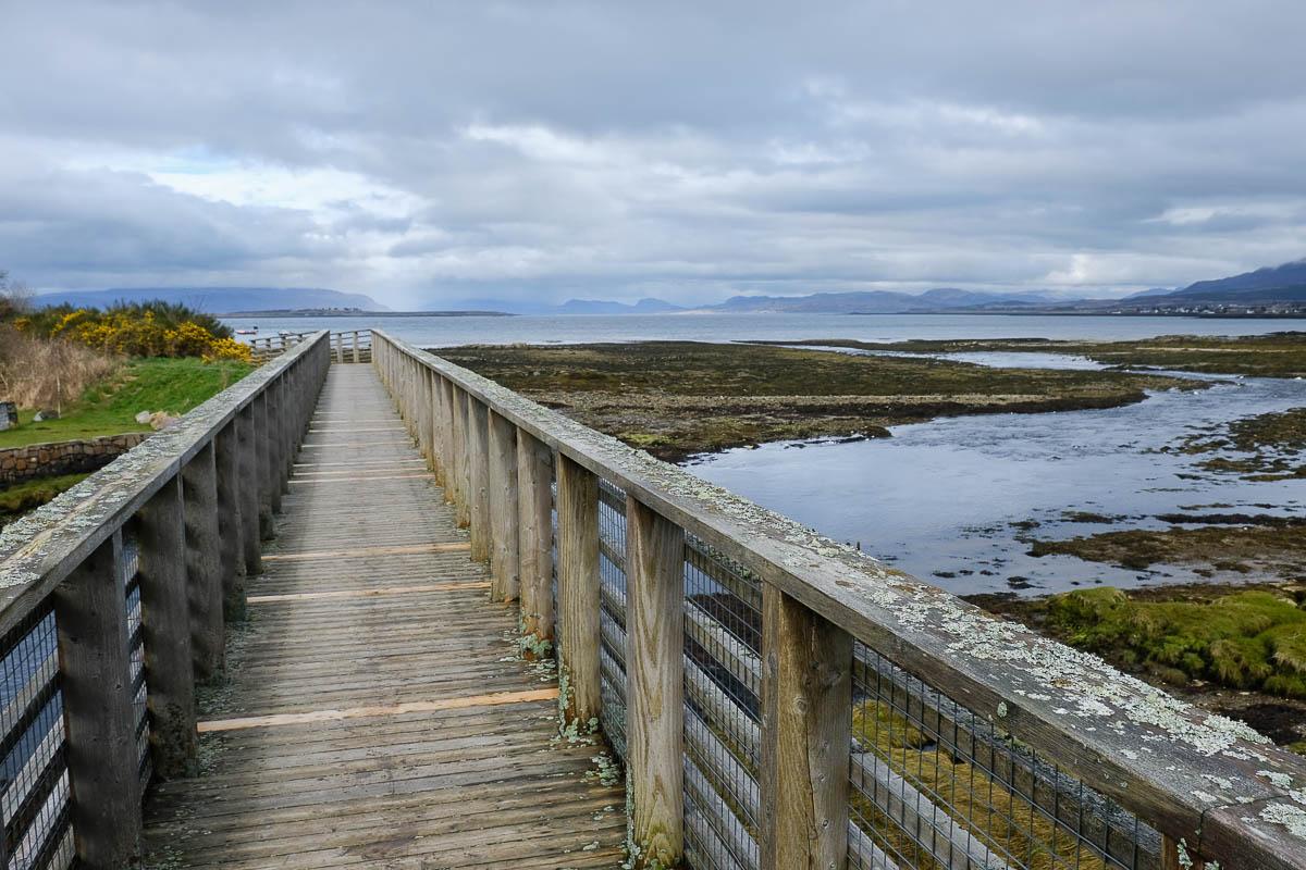North Point Ford >> Rubh an Eireannaich, Broadford (Walkhighlands)