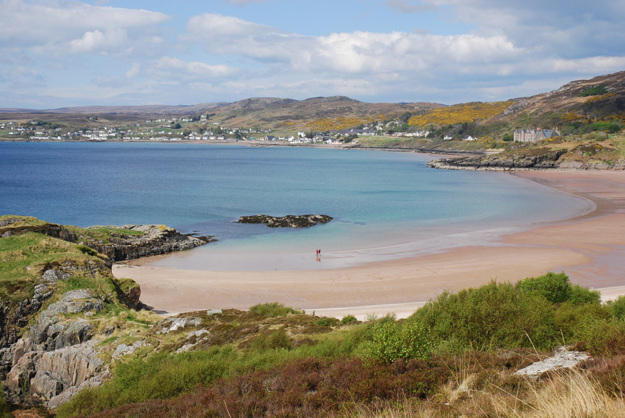 Gairloch Beach And Pier Walkhighlands