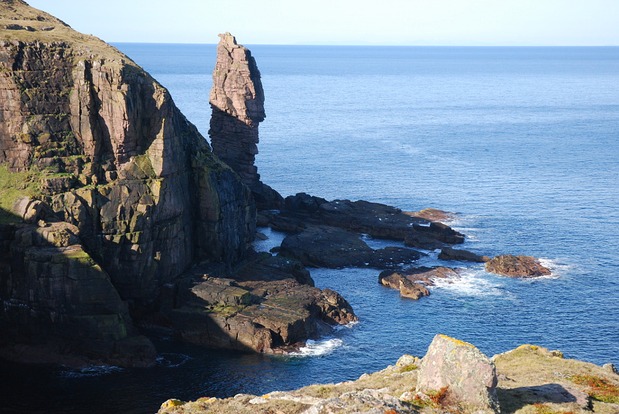 The Old Man Of Stoer And The Point Walkhighlands