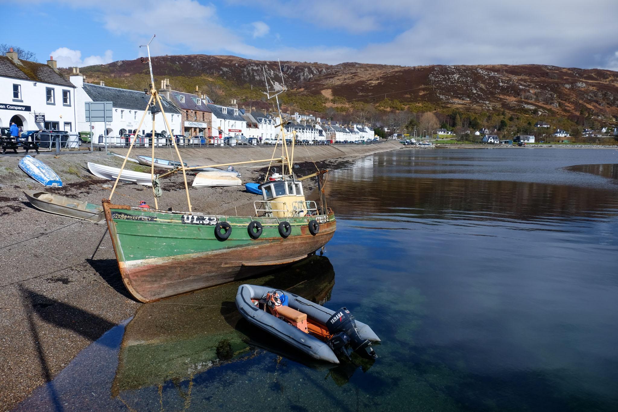 Ullapool And Loch Achall Ullapool Walkhighlands