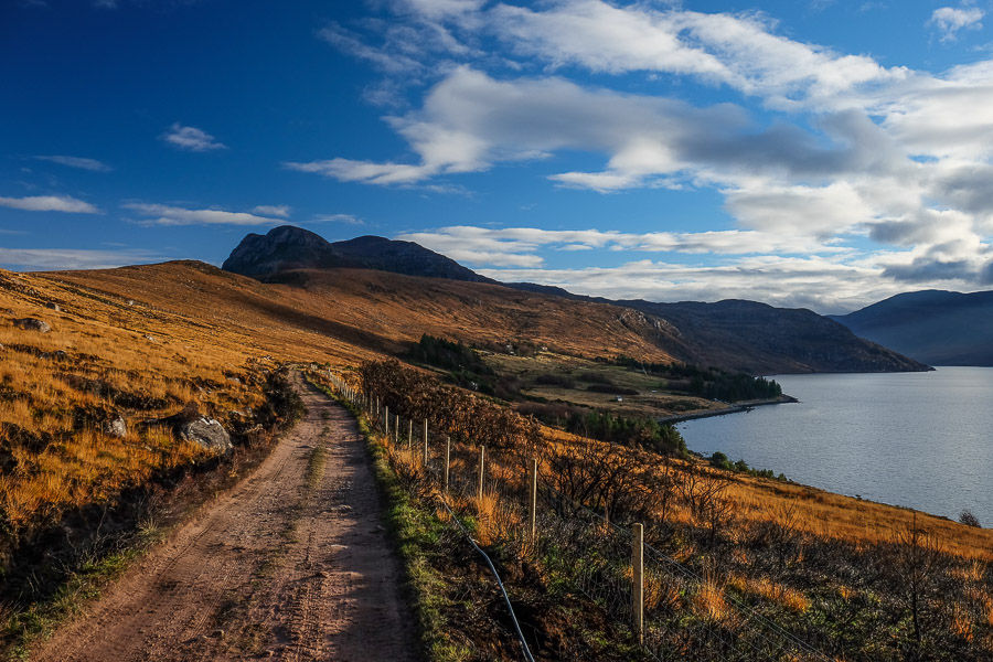 Scoraig From Badrallach Walkhighlands